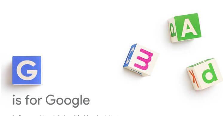 Google tem um novo dono: a empresa Alphabet 4