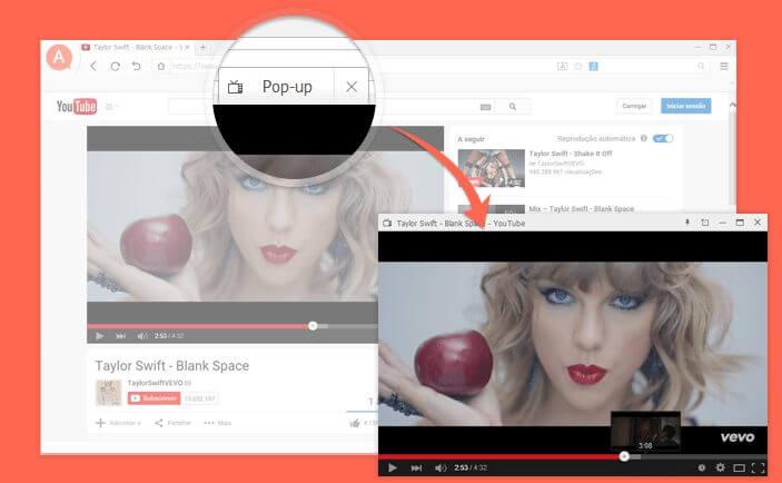 aurora browser video - Vem aí um novo navegador, com ferramenta de comparação de preços