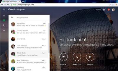 hangoutsweb1 e1439861944651 - Google imita o Whatsapp e cria site para o Hangouts