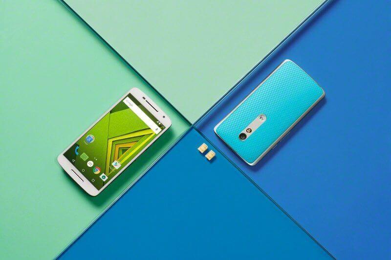 moto x play blue white lifestyle - Motorola lança Moto X Play no Brasil; Saiba tudo sobre ele