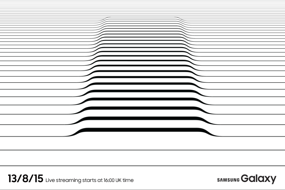 official invitation galaxy note 5 - Como deve ser o novo Samsung Galaxy Note 5?