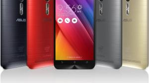 Zenfone 2 em todas as cores