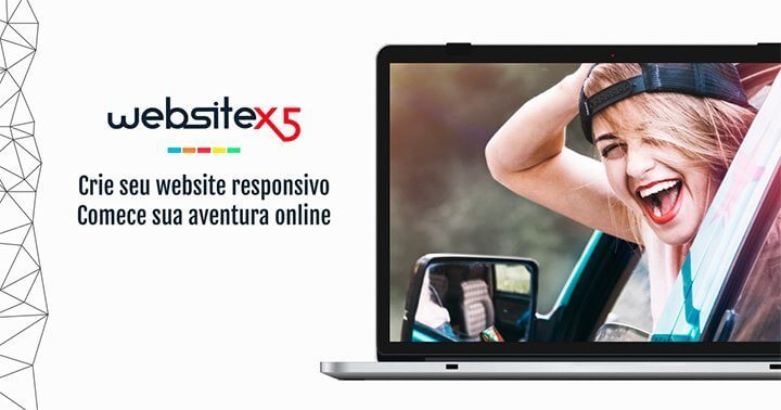 banner promocional website x5 12 - WebSite X5 Professional 12: crie sites sem escrever uma linha de código