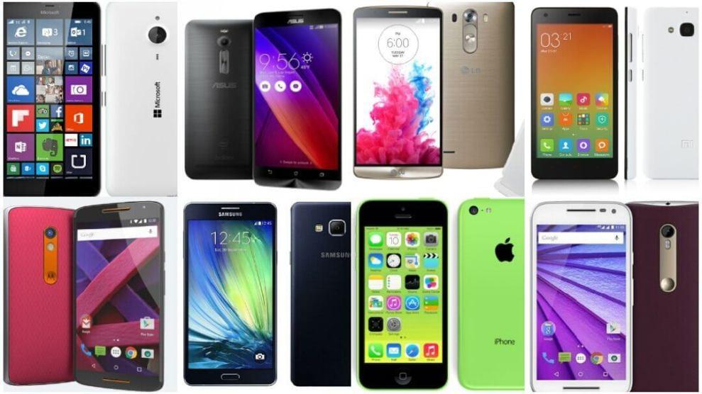 capa top celulares 2015 - Custo-benefício: os melhores smartphones até R$1.500,00