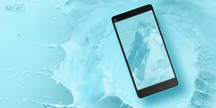 mi 4c - Conheça o Mi 4c, novo smartphone topo de linha da Xiaomi