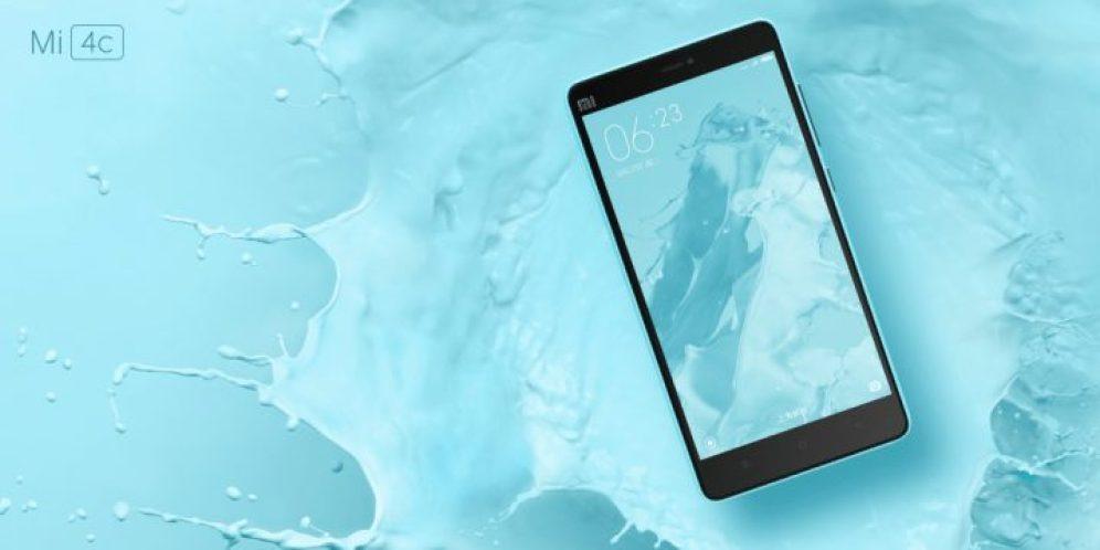 o Xiaomi Mi 4c pesa apenas apenas 132g e suas dimensões são:138.1 x 69.6 x 7.8 mm