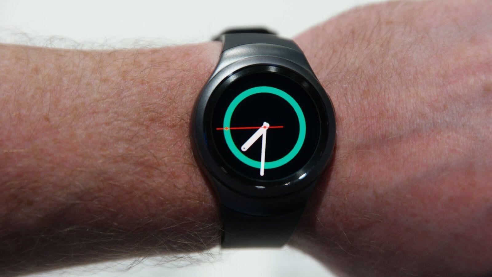 samsung gear s2 - Samsung Gear S2 pode ganhar compatibilidade com iPhone