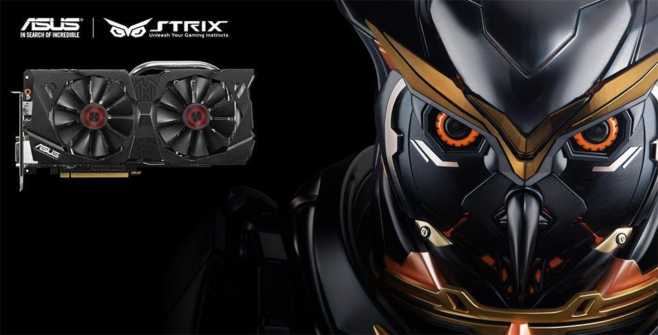 smt strixgtx980 capa - Para gamers profissionais: nova Strix GTX 980 Ti da ASUS é lançada no Brasil