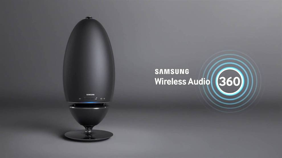 Já ouviu falar de som em 360 graus? Confira o Wireless Audio 360, novo lançamento da Samsung 4