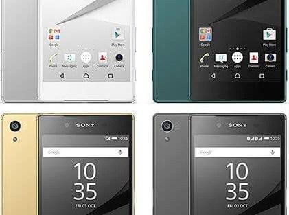 sony z5 3 - Sony lança Xperia Z5, Z5 Compact e Z5 Premium com tela 4K