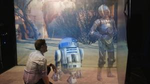 Entre no universo de Star Wars pelo laboratório secreto de realidade virtual da ILM 15