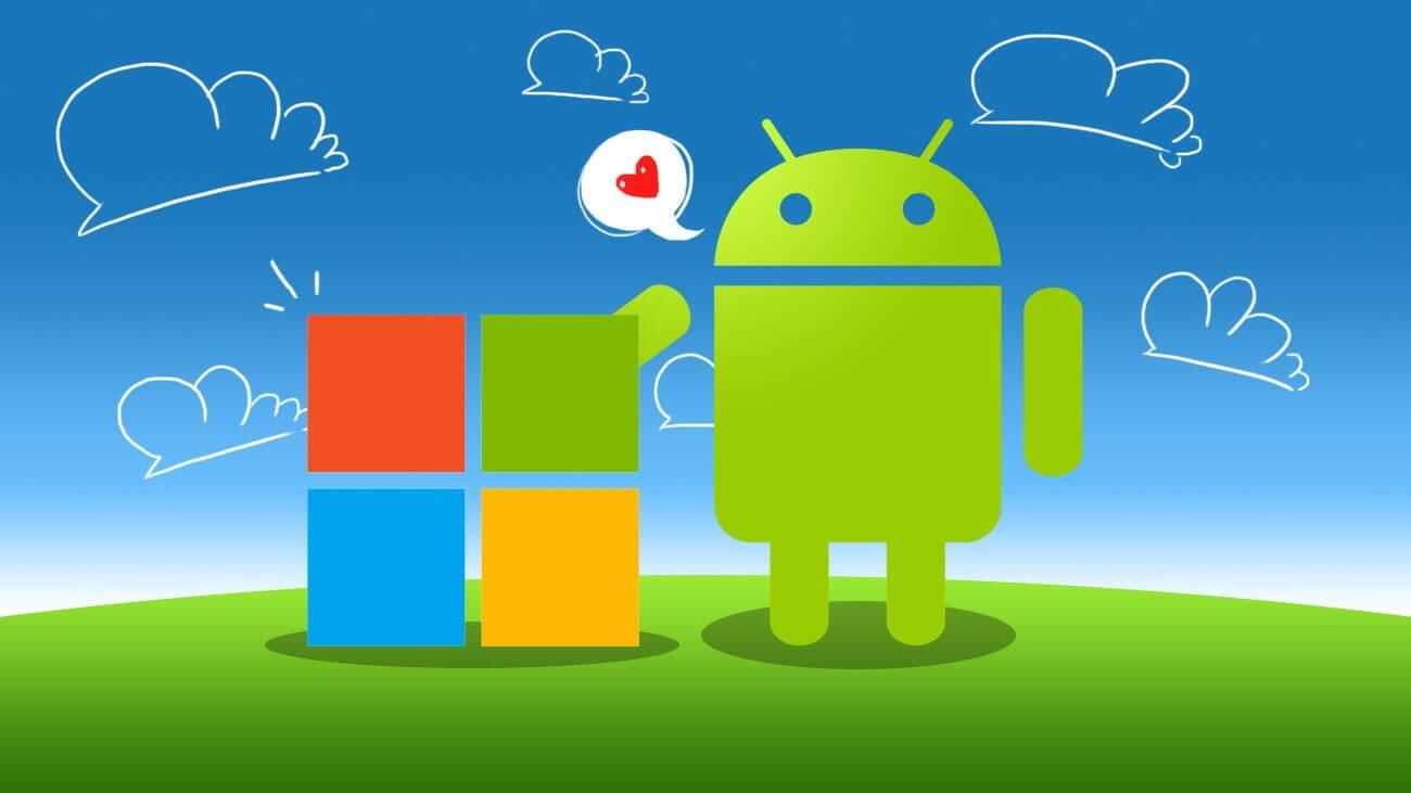 O smartphone Android da Microsoft está próximo de acontecer 4