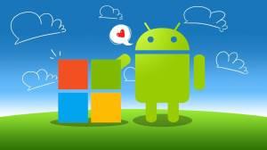 android microsoft - O smartphone Android da Microsoft está próximo de acontecer