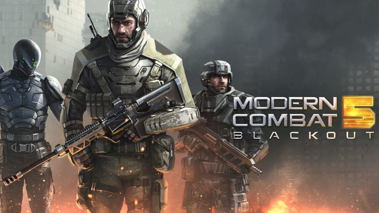 Game Review: Modern Combat 5 (iOS/Android) 4