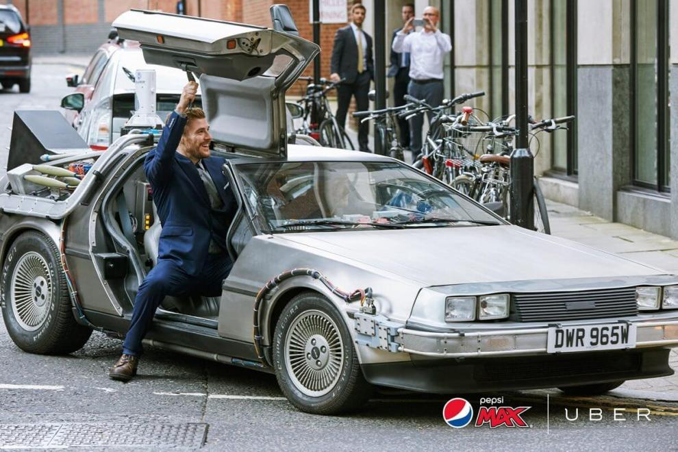"pepsi max stills2 - Grandes marcas comemoram o ""Back to the Future day"""