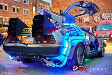 "pepsi max stills7 - Grandes marcas comemoram o ""Back to the Future day"""