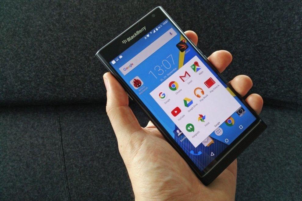 smt priv capa - BlackBerry Priv aparece em hands-on com especificações reveladas e possível data de lançamento