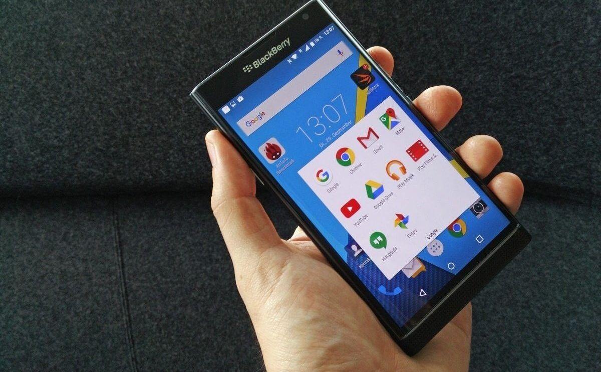 BlackBerry Priv aparece em hands-on com especificações reveladas e possível data de lançamento 6