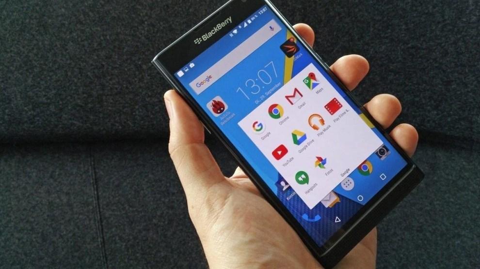 BlackBerry Priv aparece em hands-on com especificações reveladas e possível data de lançamento 5