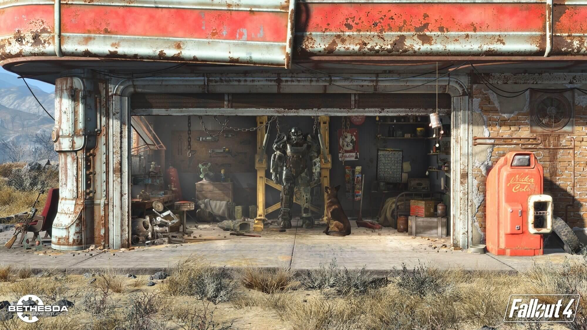 fallout 4 - Fallout 4: Bethesda lança trailer oficial e aplicativo