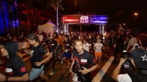 Star Wars Run: uma celebração pública de amor dos fãs 10
