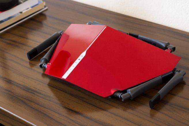 roteador 0007 d link ac3200 ultra dir 890 1 - Review D-Link AC3200 Ultra (DIR-890L)