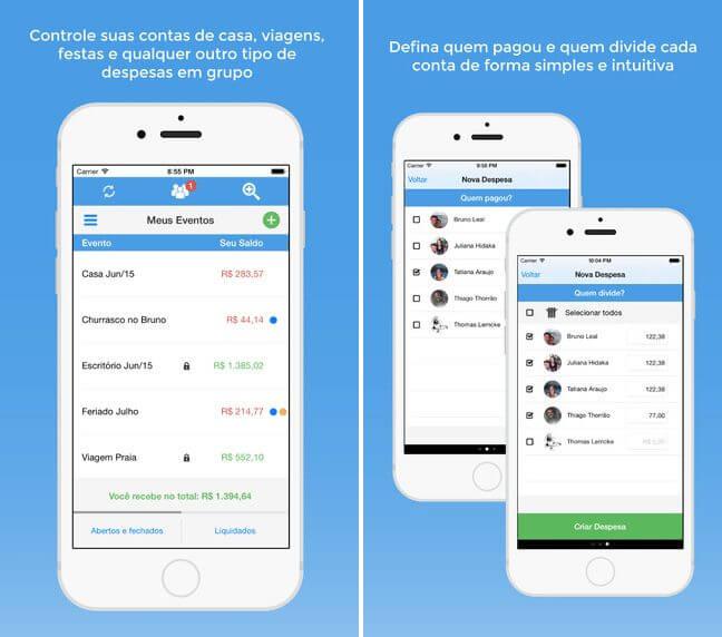 screen contacoletiva ios - TOP APPS: 5 indicações de aplicativos para iOS - 07/11/2015