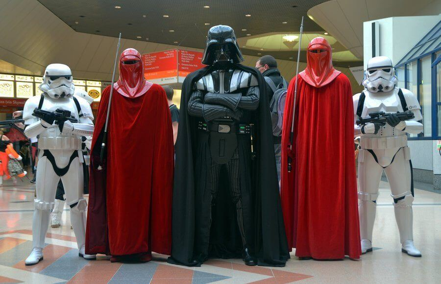 Fantasias serão permitidas em Star Wars: O Despertar da Força 4