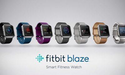 fitbit blaze - CES 2016: Fitbit Blaze - A Guerra dos Weareables acaba de esquentar