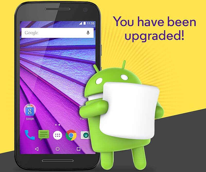 motorola moto gen 3 marshmallow update india - Android 6.0 Marshmallow começa a chegar nos aparelhos da Motorola