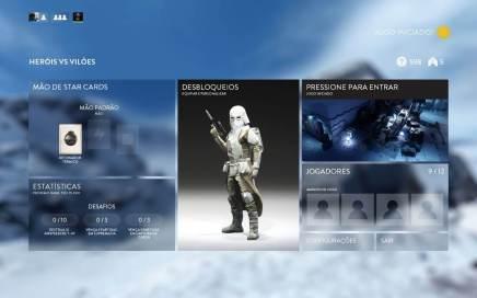 Starwarsbattlefront modos multiplayer herois viloes