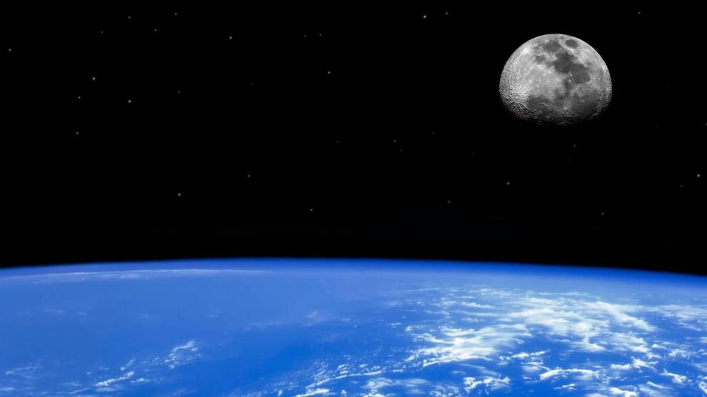 Terra e Lua podem ter se originado da colisão com o planeta Theia 3