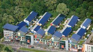 Tetos solares: bairro alemão produz quatro vezes mais energia do que precisa 9