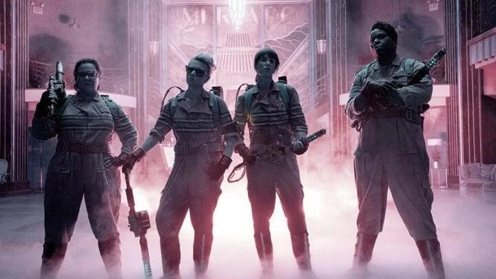 """as caca fantasmas smt - O trailer de """"As caças-fantasmas"""" foi tão ruim assim, ou Hollywood está precisando se renovar?"""