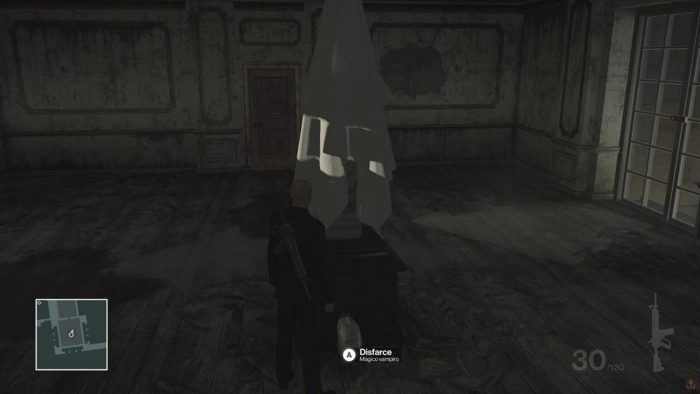 disfarce magico vampiro hitman magician vampire - Tutorial: Veja como conseguir o traje Mágico Vampiro em Hitman