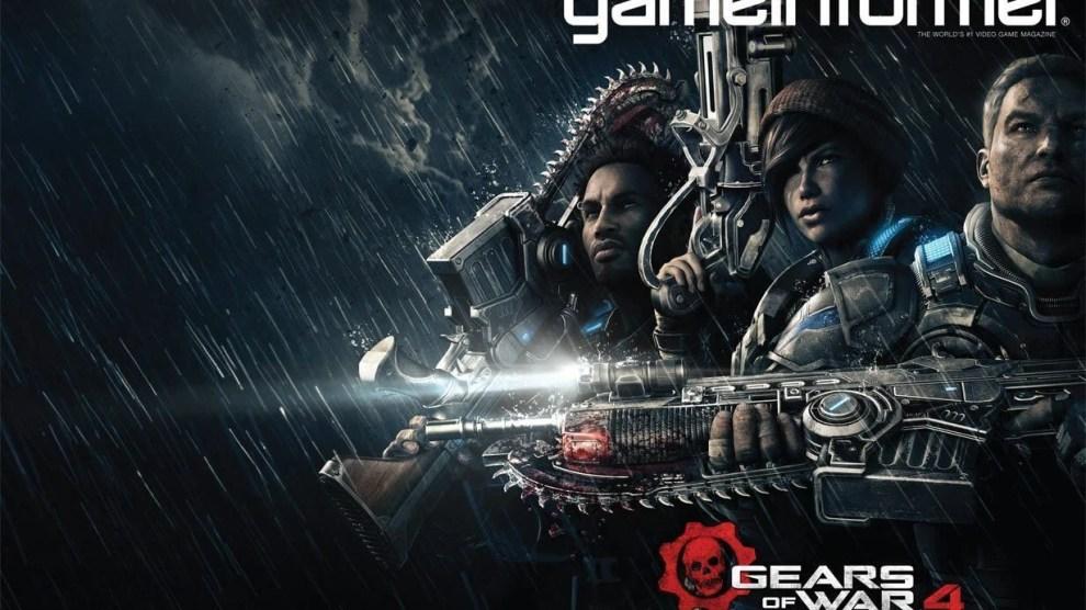 Gears of War 4:  Protagonistas e detalhes revelados 6