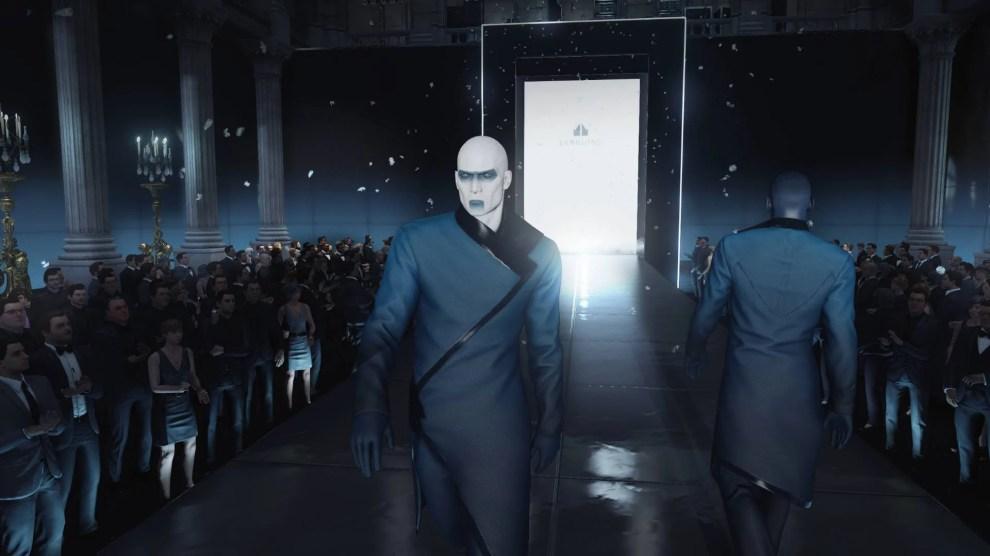 Junte-se ao maior assassino do mundo no Sanguine Fall Fashion Show 4