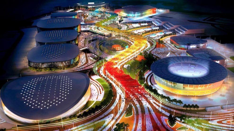 Rio 2016 Imagem Conceitual