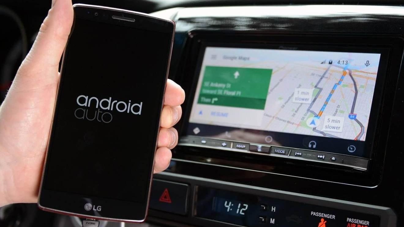 Android Auto adotado em nova geração de carros Volvo e Audi 4