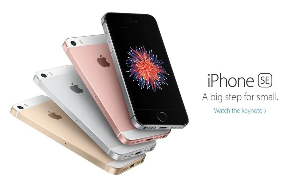 smt iphonese p2 - Apple apresenta iPhone SE e mais novidades em evento na cidade de Cupertino