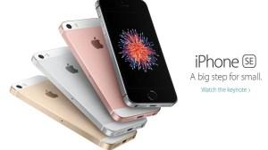 Apple apresenta iPhone SE e mais novidades em evento na cidade de Cupertino 16