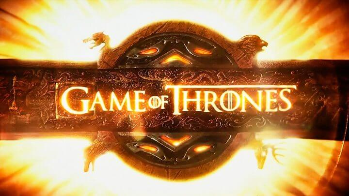 abertura de Game of Thrones 360º