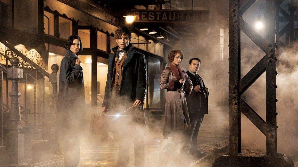"""animais fantasticos e onde habitam divulgacao - """"Animais Fantásticos e Onde Habitam"""", spin-off de Harry Potter, ganha trailer"""
