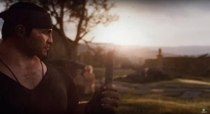 gears of war 4 1 - Gears of War 4 ganha trailer emocionante com Marcus Fênix; Assista