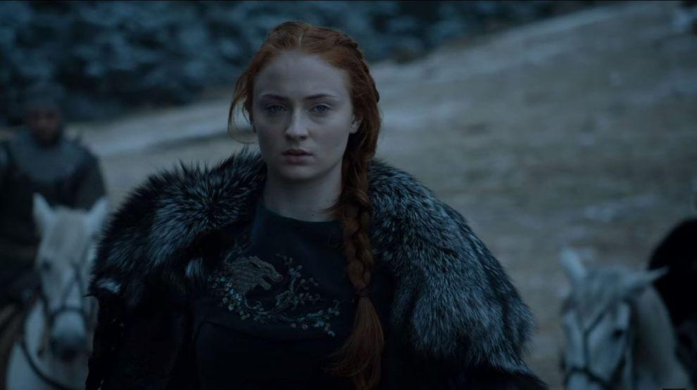 sansa stark game of thrones sexta temporada - Sexta temporada de Game of Thrones ganha novo trailer repleto de cenas inéditas