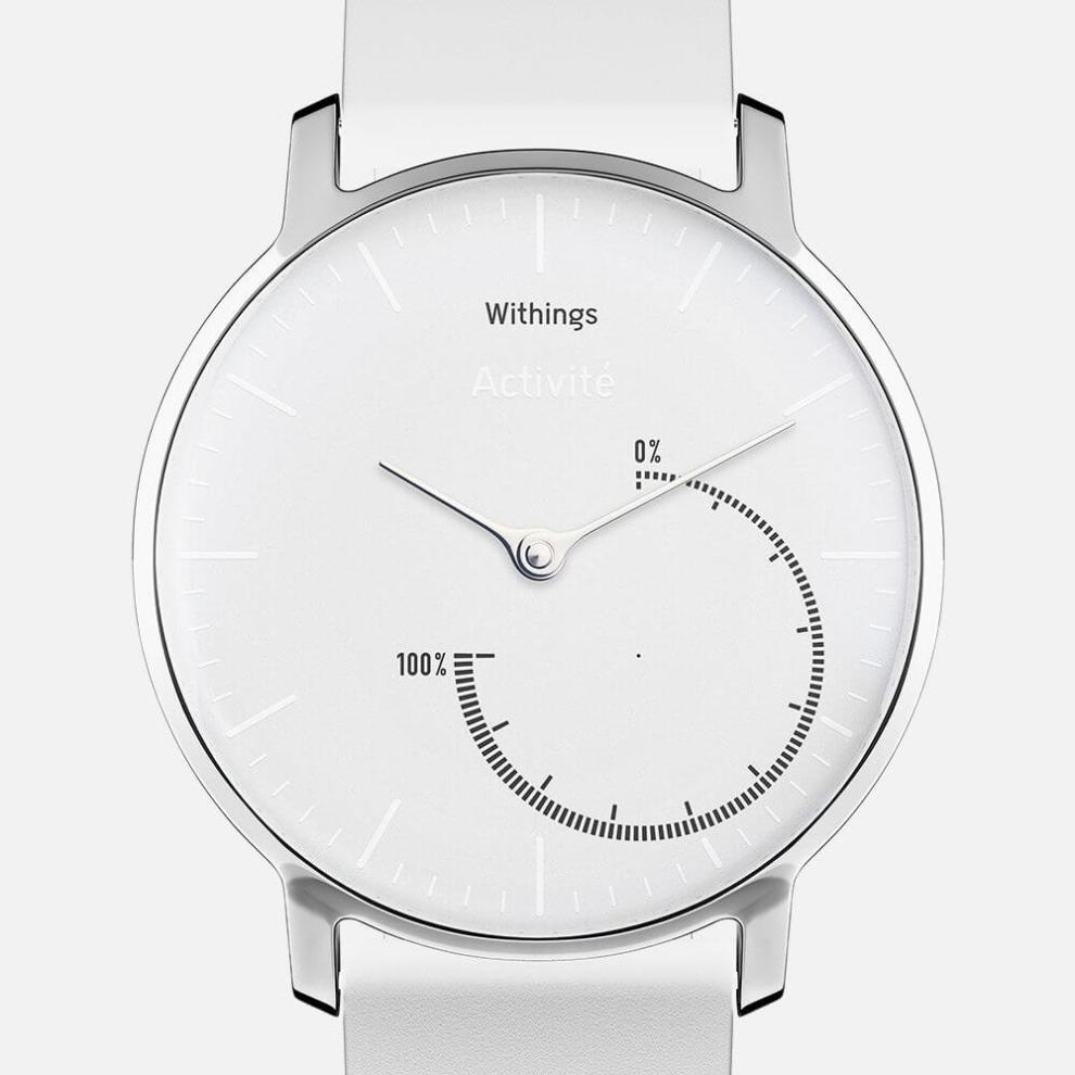 steel frontal white - Nokia compra Withings por $191 milhões para entrar no mercado de wearables