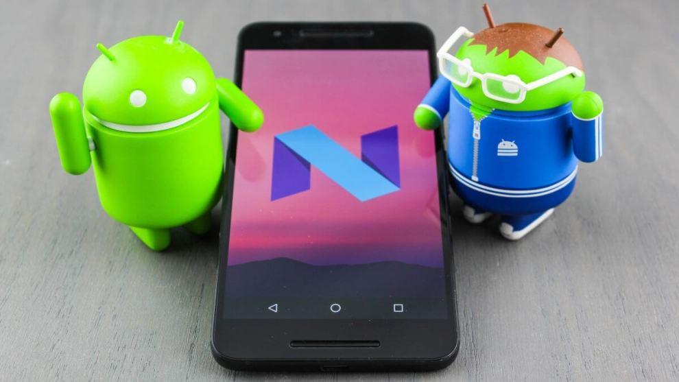 capinha - Ainda sem nome, Android N mostra sua nova cara no Google I/O