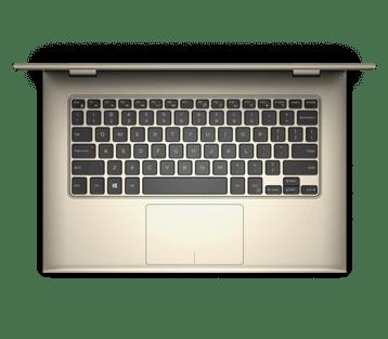 galeria 1 - Dell lança Inspiron 13 Série 7000 na versão dourada