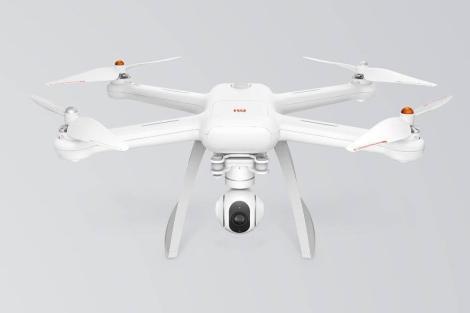 mi drone - Xiaomi lança drone com câmera 4K e sistema de pouso automático