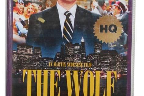 smt vhs lobodewallstreet - De volta para o passado: Cinéfilo adapta lançamentos do cinema em VHS